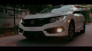 All-New Honda Civic 1.5 Turbo Review - PakWheels.com