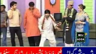 New Punjabi Stage Drama Loo Ker Loo Gal 3-6 Iftikhar Thakur Laila