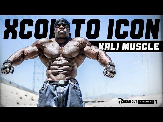 Kali muscle prison cell leg workout