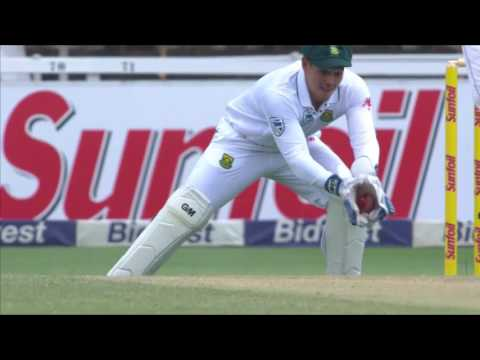 South Africa vs Sri Lanka  3rd Test  Day 2   Highlights