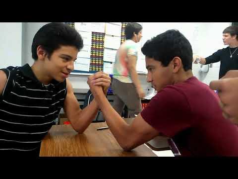 Arm Wrestling! - High School