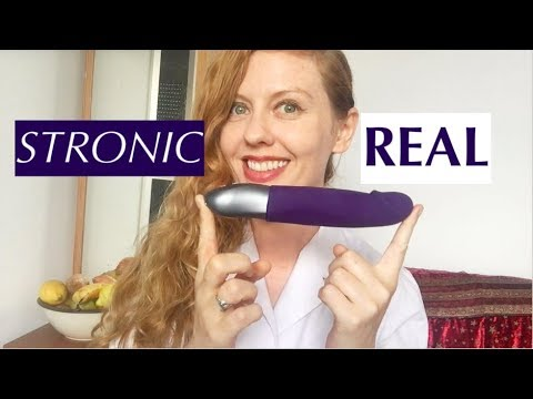 Xxx Mp4 STRONIC REAL From FUN FACTORY Review By Venus O 39 Hara The Sex Toy Laboratory 3gp Sex