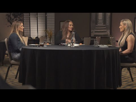 Xxx Mp4 Beth Phoenix Reveals Her Two Most Favorite Career Moments On Table For 3 WWE Network Exclusive 3gp Sex