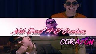 Corazon - Mak Donal Ft. El Guachoon (Videoclip Oficial)