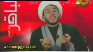 يا مفتي السعودية الله ينزل الى السماء ؟؟ الشيخ حسن ياري