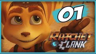 Ratchet & Clank: Parte 1 - O Inicio Super Épico!!! - Dublado PT-BR