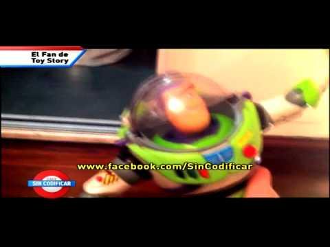 Sin Codificar El Fan de Toy Story descubre a los muñecos en movimiento