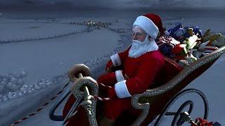 Merry Christmas | Santa Claus | Music Box HD 1080p
