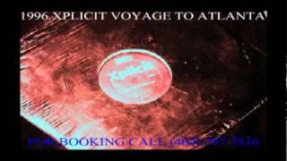 VOYAGE TO ATLANTA (XPLICIT) 1996 Olympic HIT SONG!