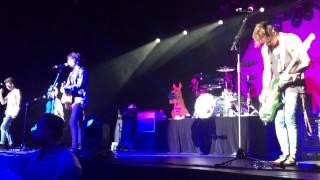 On the Floor/High Hopes - The Vamps (Sydney 23/1/15)