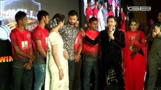 Ananta Jalil & Barsha | Comilla Victorians Launching Event | Comilla Victorians | BPL 2015
