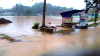 Banjir di cileungsir Rancah ciamis
