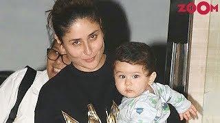 Kareena Kapoor Khan REVEALS Second Baby Plans After Taimur | Bollywood News