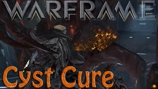 Warframe - Helminth Cyst Permanent Cure