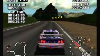 Let's Race - World Driver Championship(N64) - Ring of Fire Cup - Rome