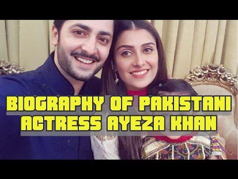 Biography of Pakistani Actress Ayeza Khan (Aiza Khan) | Urdu/Hindi | PointPlay