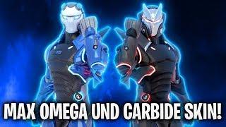 MAX OMEGA UND CARBIDE SKINS! 🔥 | Fortnite: Battle Royale