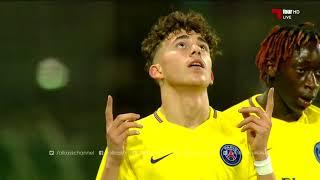 اهداف: باريس سان جيرمان 4 - 2 توتنهام بطولة الكأس الدولية