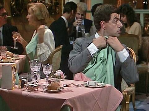 The Restaurant Funny Clip Mr. Bean Official
