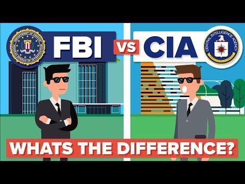 Xxx Mp4 FBI Vs CIA How Do They Compare 3gp Sex