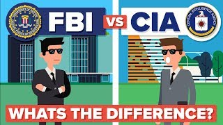 FBI vs CIA - How Do They Compare?