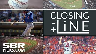 Closing Line | Best Bets For Saturday