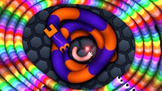 SLITHER.IO - ENTRATO IN CLASSIFICA MONDIALE!! - #2