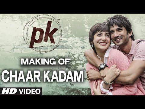 Xxx Mp4 Making Of Chaar Kadam Video Song PK Sushant Singh Rajput Anushka Sharma T Series 3gp Sex