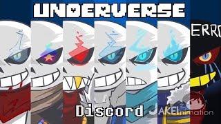 [Amv] Discord ~ Underverse