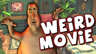 Strawinsky and the Mysterious House - The WEIRD Animated Movie (Globglogabgalab)