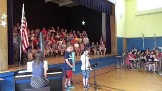 5th Grade Memorial Day 2018