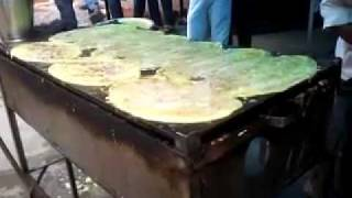 World's Best food- Butter Dosa-Langer House,Hyderabad,INDIA