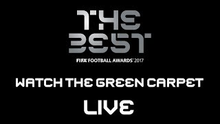 The Best FIFA Football Awards™ - Green Carpet