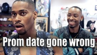 Prom Date Gone WRONG! (The 90