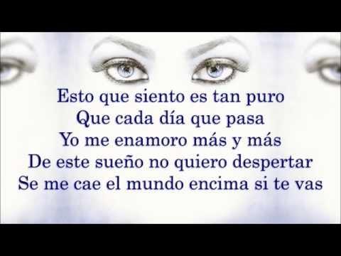 Perdido En Tus Ojos Don Omar ft. Natti Natasha Letra Lyrics