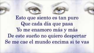 Perdido En Tus Ojos - Don Omar ft. Natti Natasha ( Letra - Lyrics )