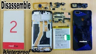 Realme 2 Disassemble | What
