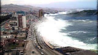 ماقبل الكارثه | زلزال تسونامي