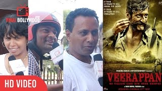 Veerappan Movie Full Review | Ram Gopal Varma | First Day Public Review