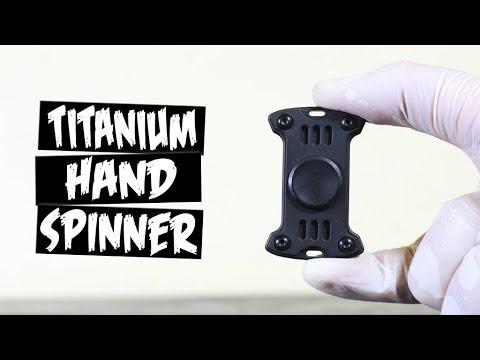 Xxx Mp4 EXPENSIVE TITANIUM HAND SPINNER FIDGET TOY 3gp Sex