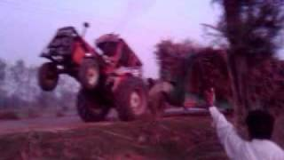 stuck trolla fiat 640 in action
