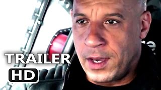Fаst and Furiоus 8 - THE FАTE OF THE FURIΟUS Family TRAILER (2017) Vin Diesel, F8 Movie HD