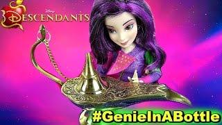 #GenieInABottle Disney DESCENDANTS Inspired! Will MAL Get Her Wish?
