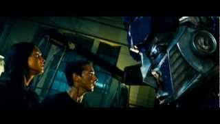 Transformers (2007) - Clip (6/12)- My name is Optimus Prime