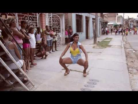 Baile en la calle Casting caminao santiaguero