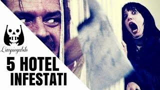 I 5 hotel più infestati del mondo