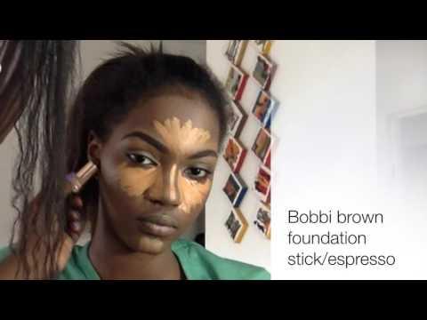 Xxx Mp4 Teen Makeup Transformation Sadiya 14 Yo Cut Crease Dark Skin Maquillage Peau Noire 3gp Sex