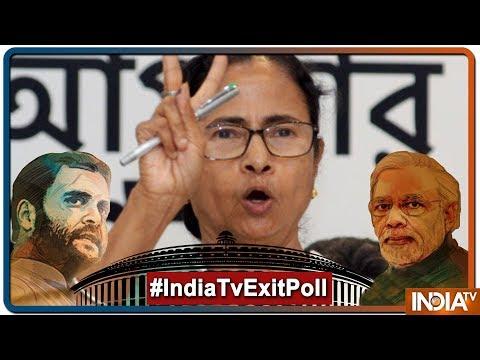 Xxx Mp4 Exit Poll 2019 West Bengal में Mamata Banerjee फिर जीतेंगी IndiaTv Exit Polls 2019 3gp Sex