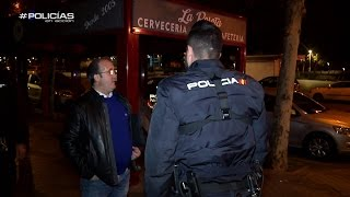 Persecución en la M40 tras un robo en un bar - Policías en Acción