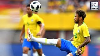 Neymar Ends World Cup Preparations In Style With Victory Over Austria